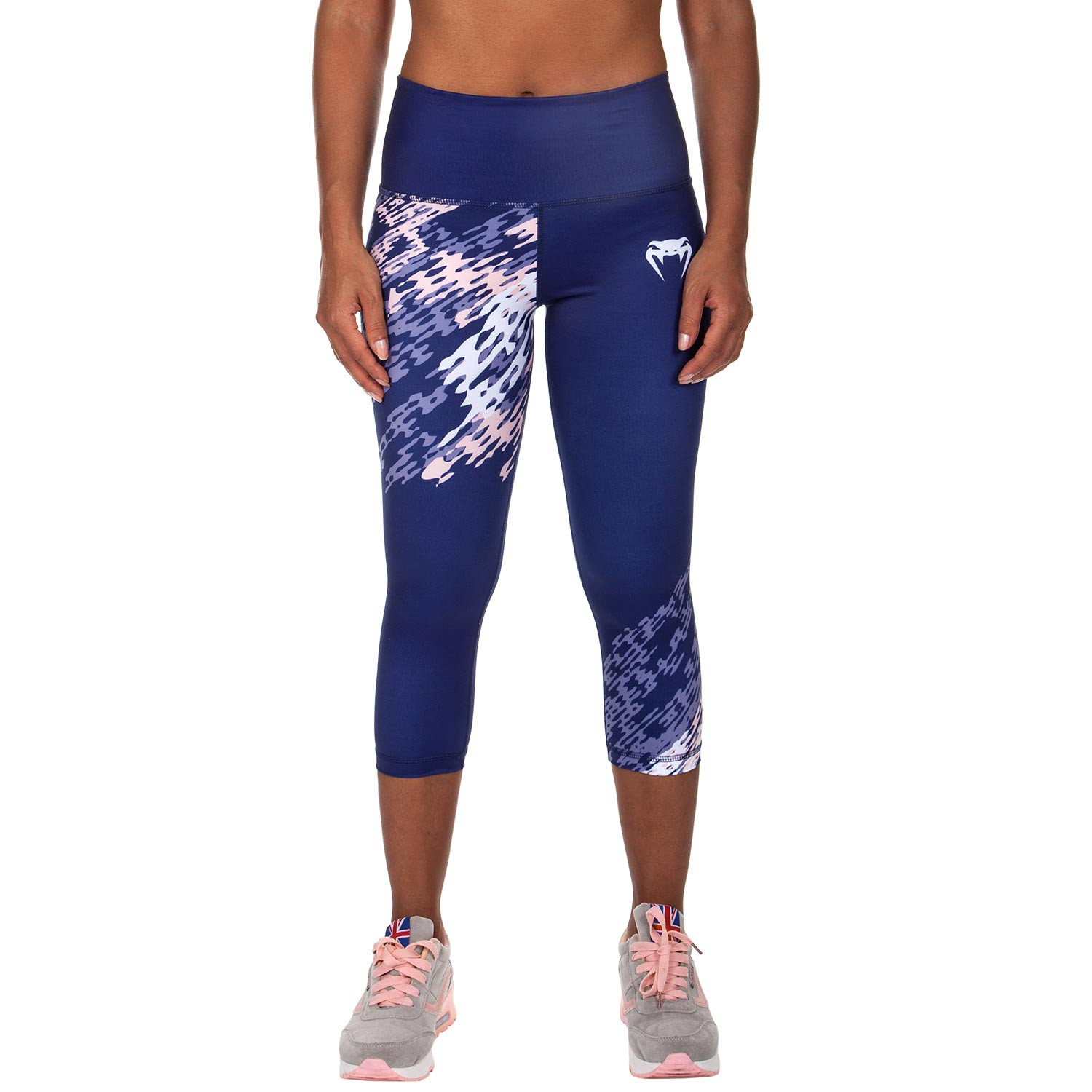 VENUM NEO CAMO 3/4 - es leggings, Navy