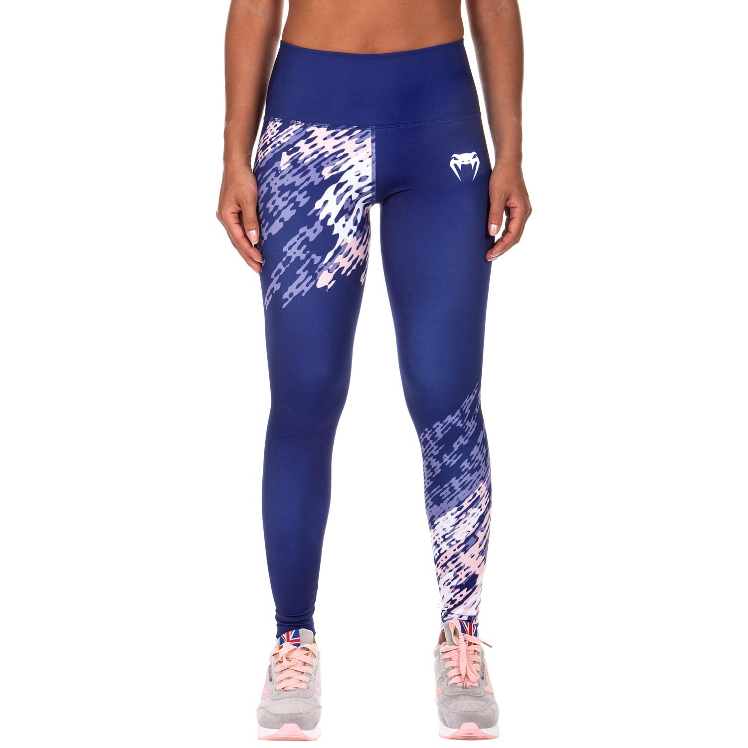 VENUM NEO CAMO Leggings, Navy