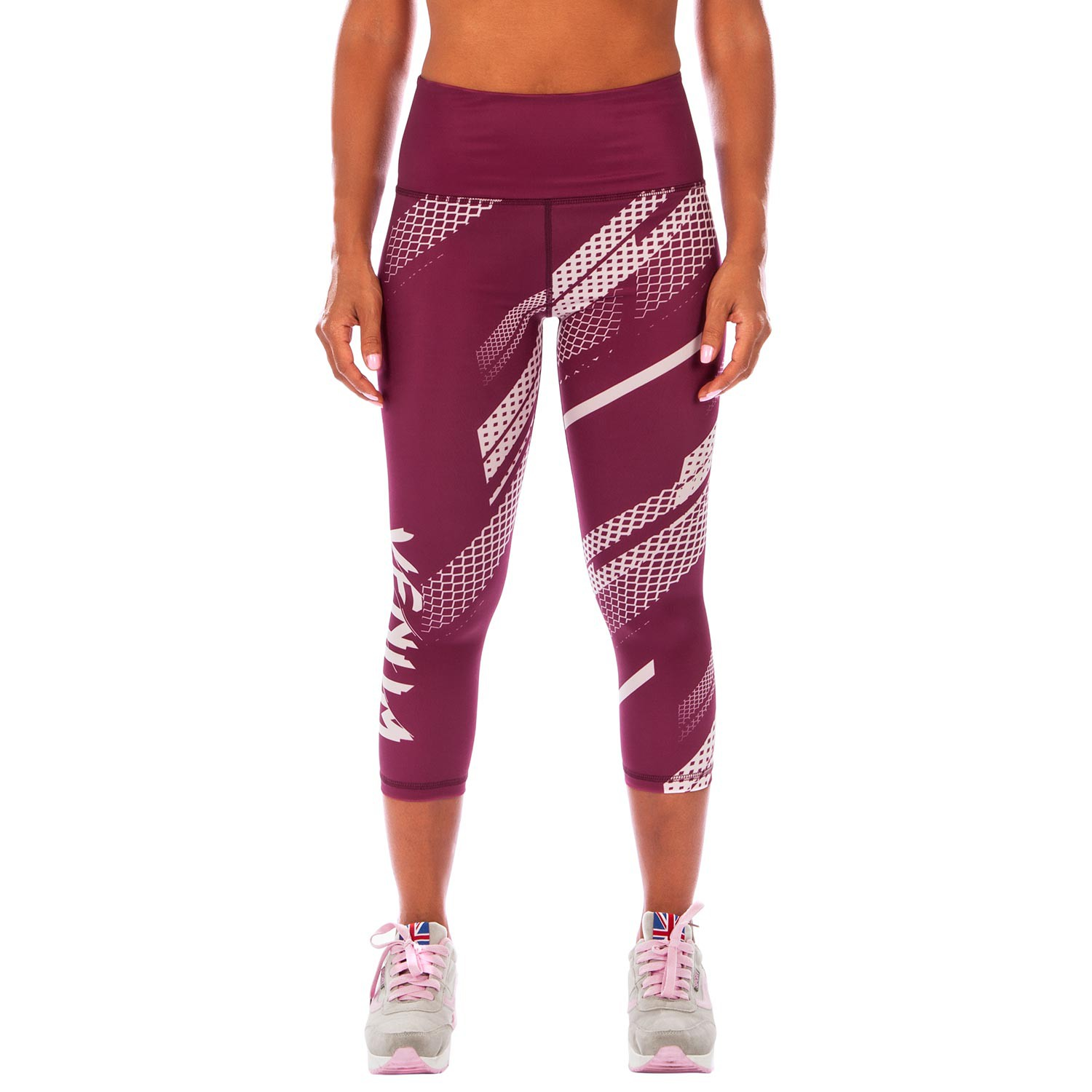VENUM RAPID 3/4 - es leggings, Szilva