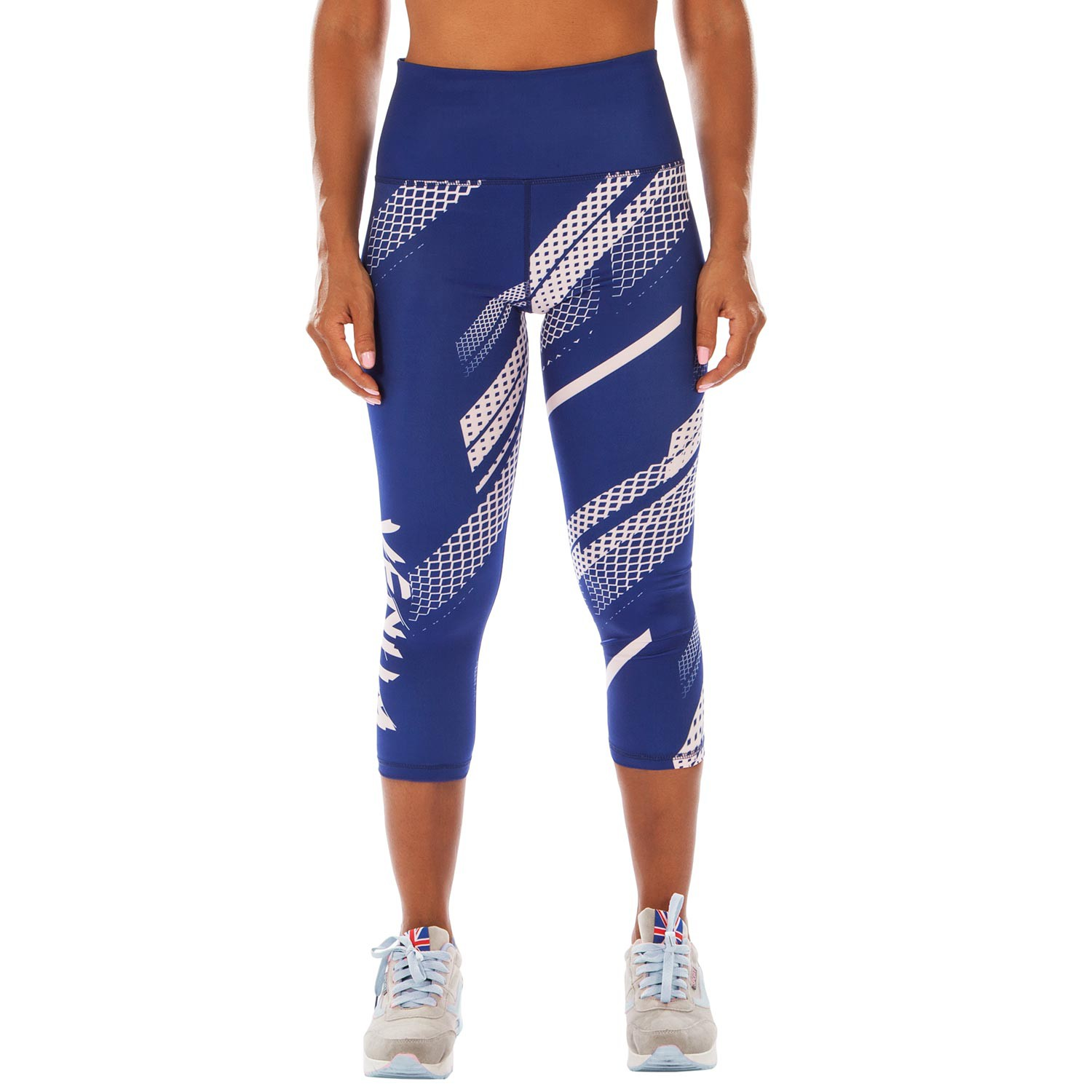 VENUM RAPID 3/4 - es leggings, Kék