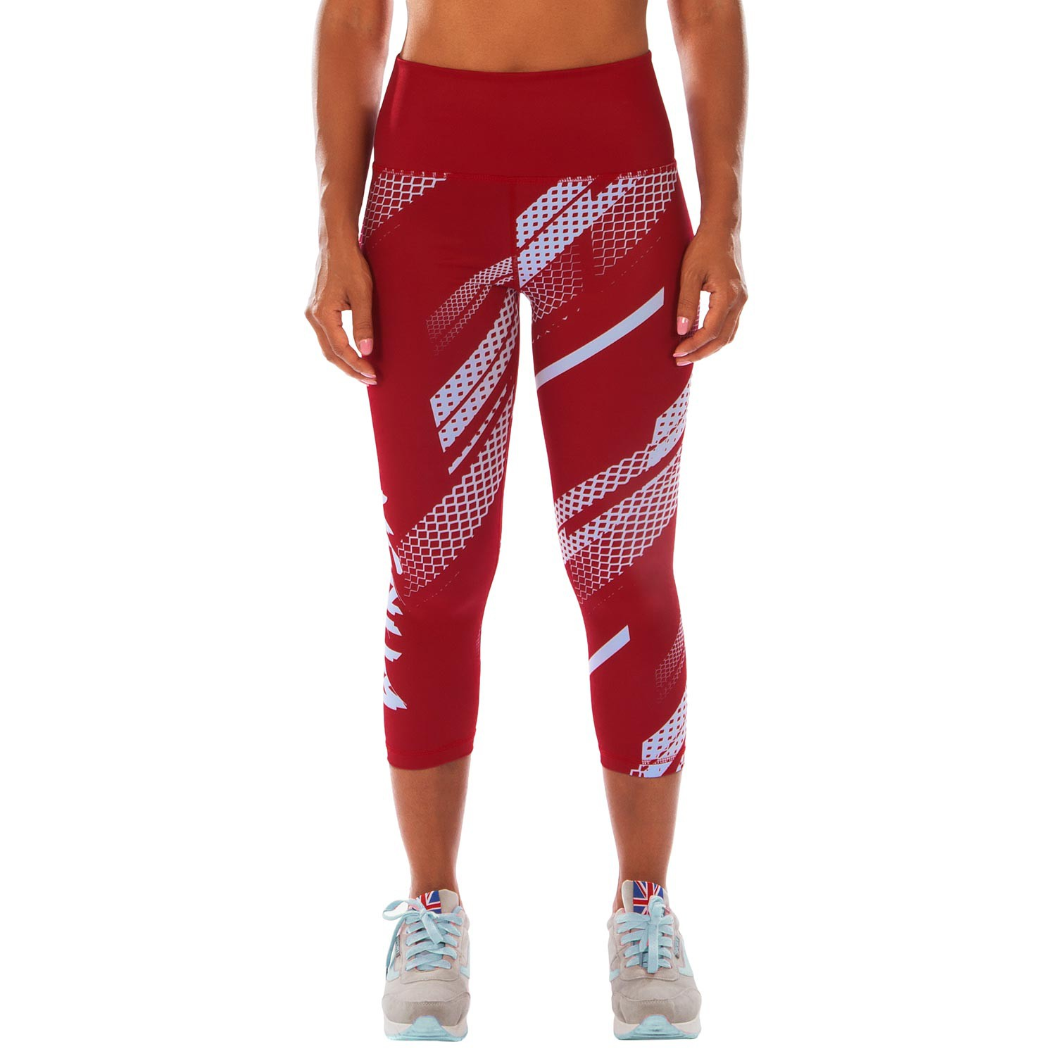 VENUM RAPID 3/4 - es leggings, Coral