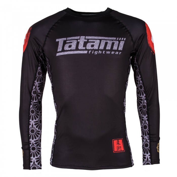 TATAMI Fightwear JAPAN SERIES-SAMURAI Rashguard