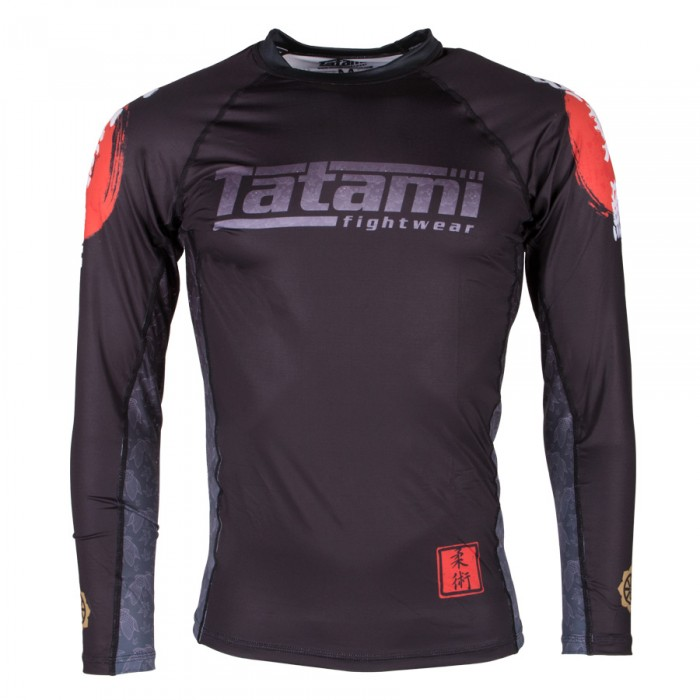TATAMI Fightwear JAPAN MAPLE KOI Rashguard