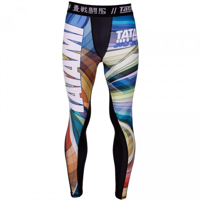 TATAMI Fightwear ESSENTIAL PSYCHEDELICE Spat