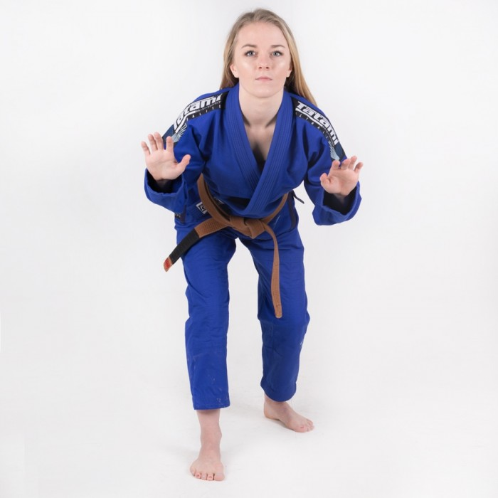 TATAMI Fightwear ELEMENT ULTRAILITE 2.0 Női BJJ Gi, Kék