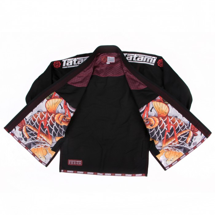 TATAMI Fightwear JAPAN SERIES - MAPLE KOI Gyerek BJJ Gi