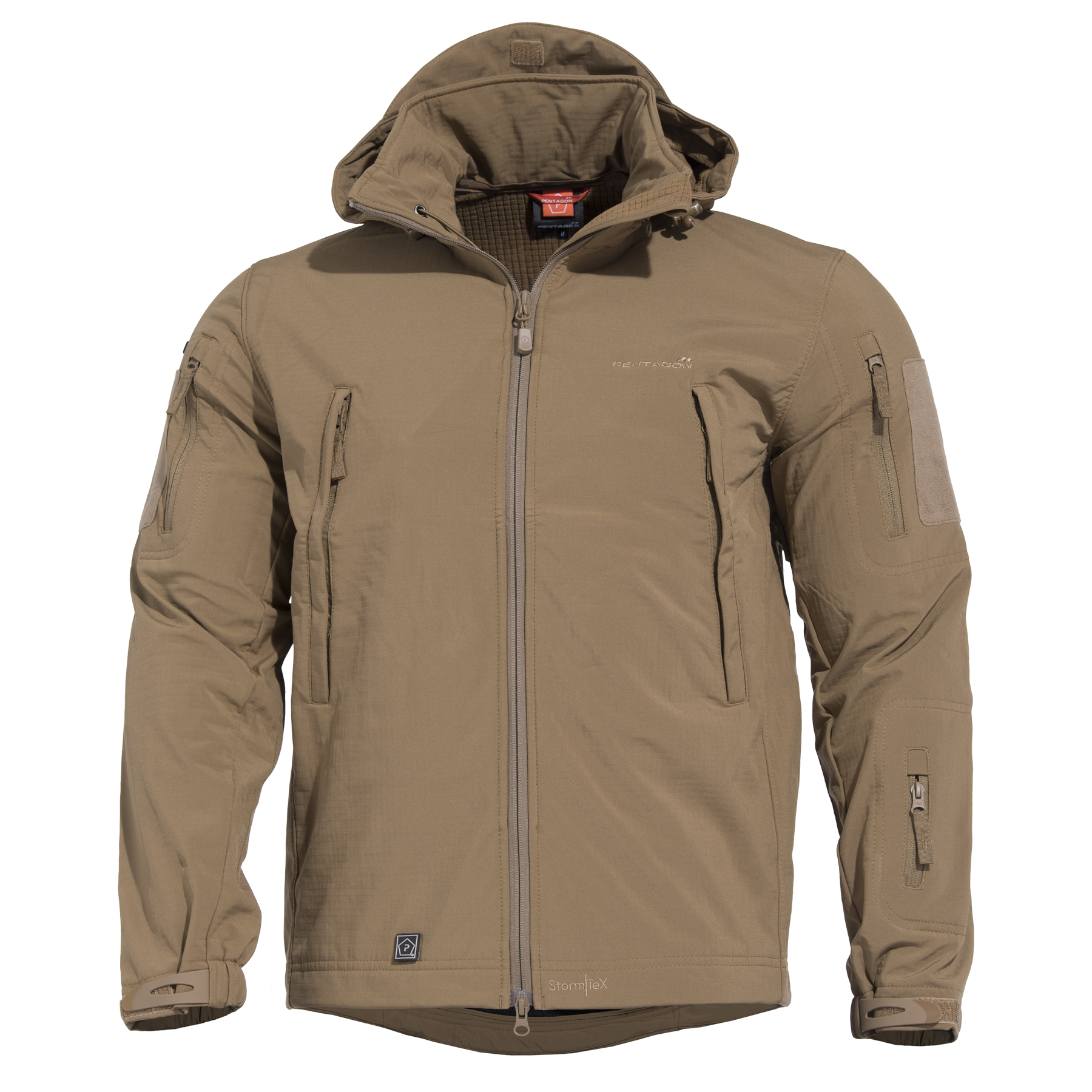 PENTAGON Artaxes softshell kabát, Coyote