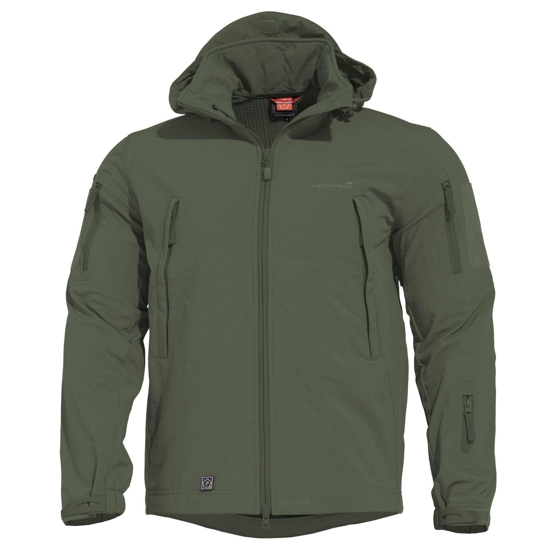 PENTAGON Artaxes softshell kabát, GrindleGreen
