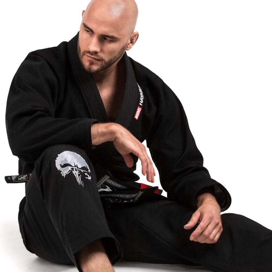 "Hayabusa THE PUNISHER ""A büntető"" BJJ GI"