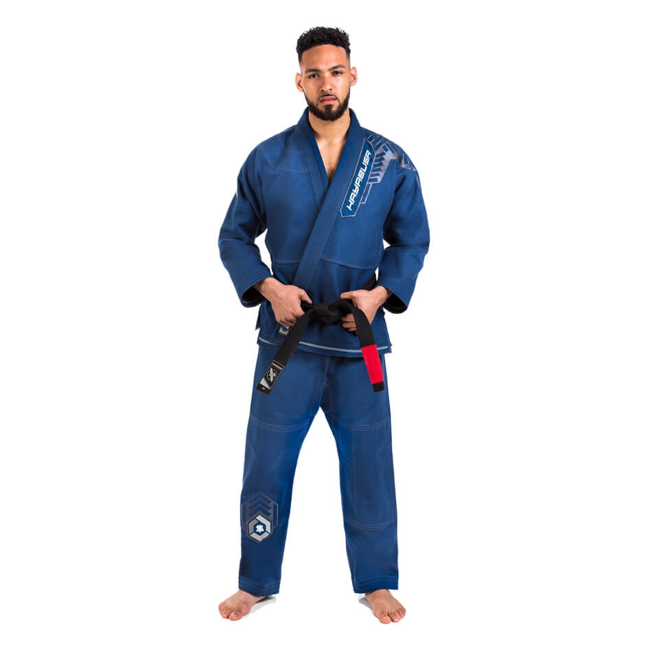HAYABUSA GOLD WEAVE WARRIOR BJJ Gi, Kék