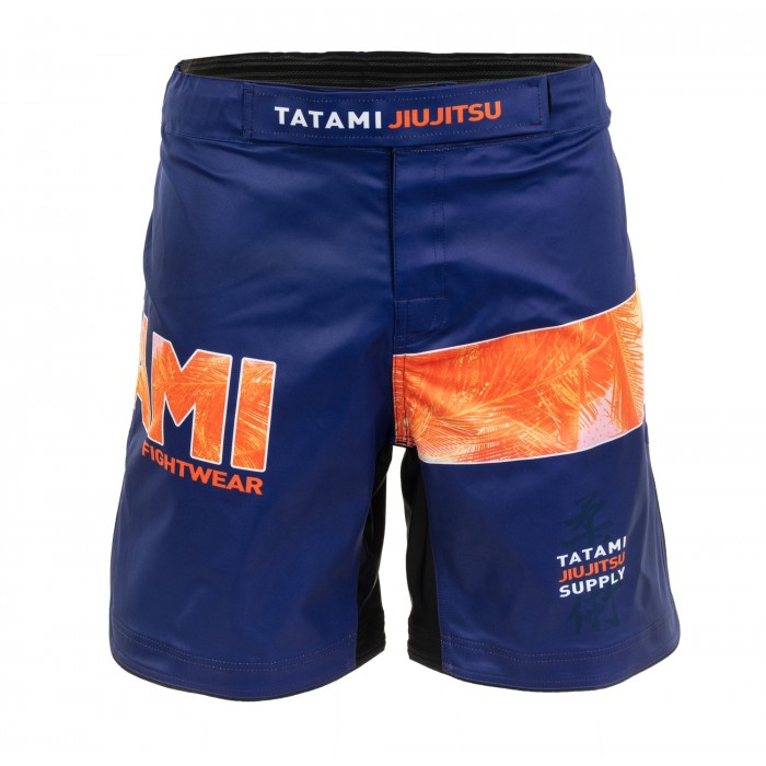 TATAMI Fightwear TROPIC Grappling nadrág, Navy