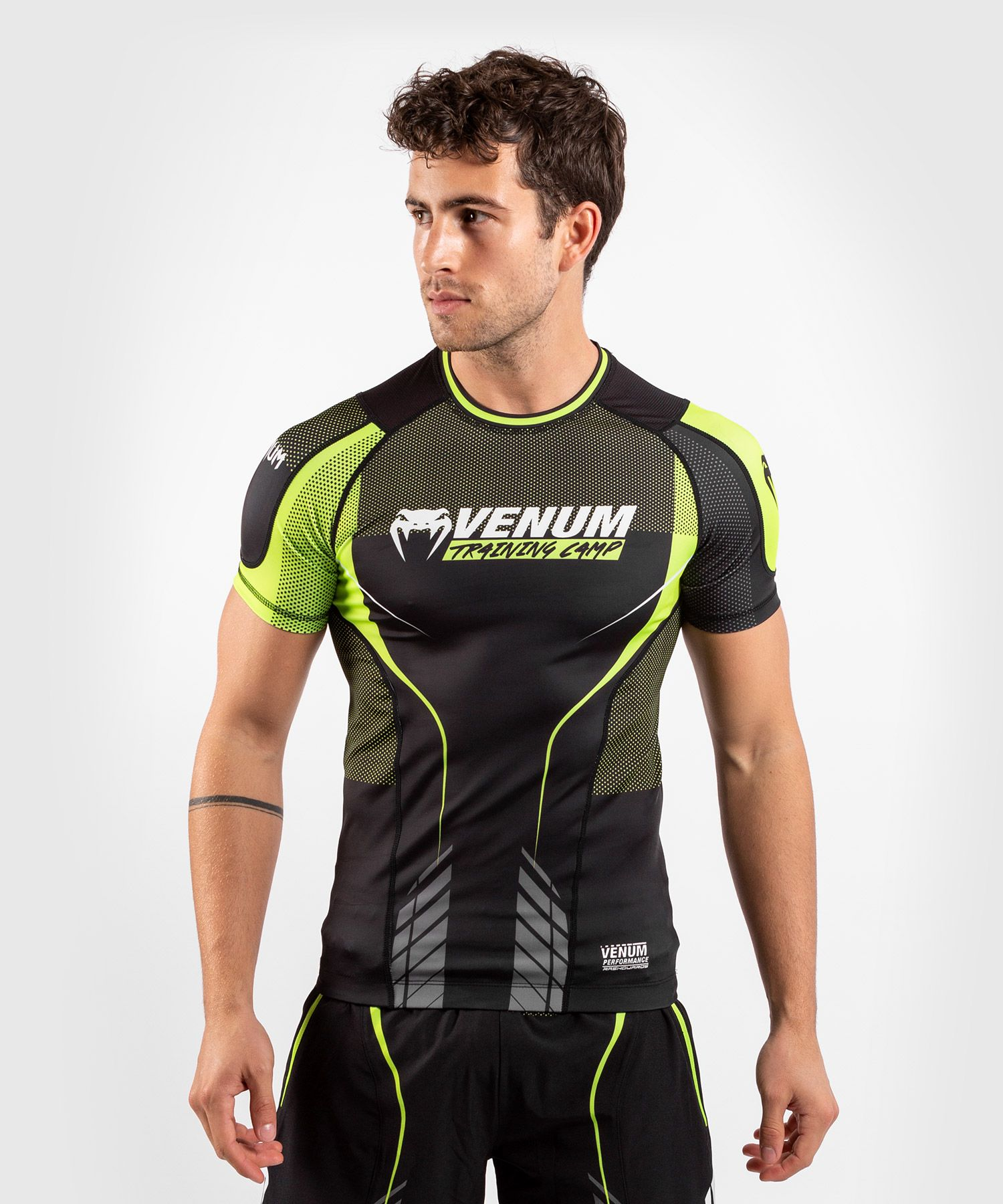 VENUM TRAINING CAMP 3.0 Rashguard, Rövid ujjú