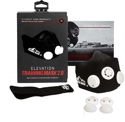 ELEVATION Training Mask 2.0 Edzőmaszk